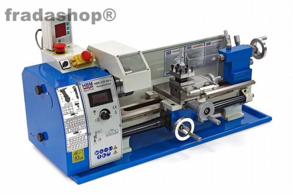 Drehmaschine 210 V DRO