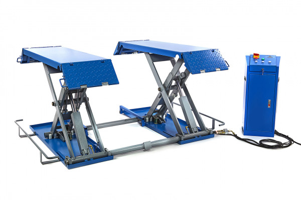 Scherenhebebühne Professionell 3,0-Tonnen 400 Volt