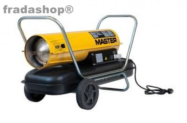 Master Dieselheizer B 100 CED