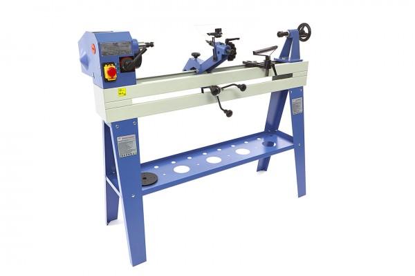 Holzdrehmaschine variabel 1100 mit Kopiermaschine.