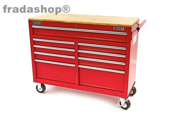 Werkstattwagen 112 rot