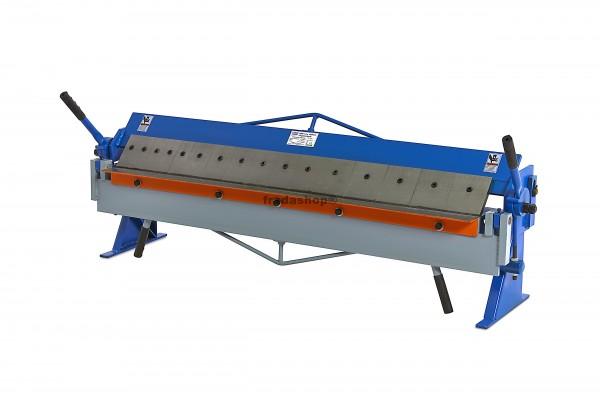 Schwenkbiegemaschine 1,5 x 1220mm