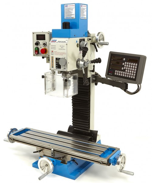 Fräsmaschine BF30 20mm Digitalanzeige