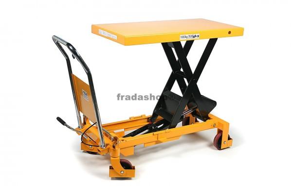 Mobiler Werktisch-Hebebühne 1000