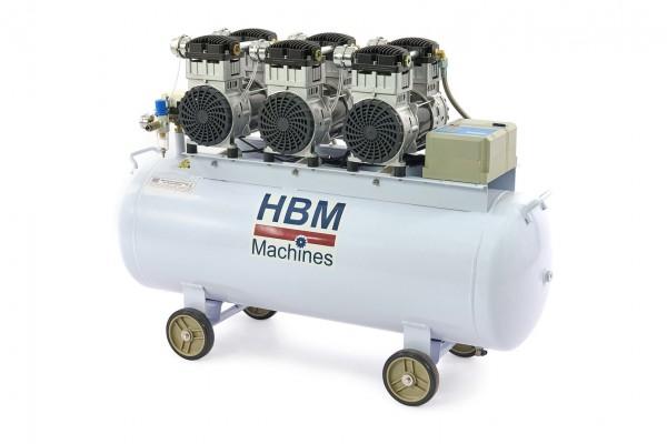 Leiseläufer Kompressor 150 Liter 6 PS