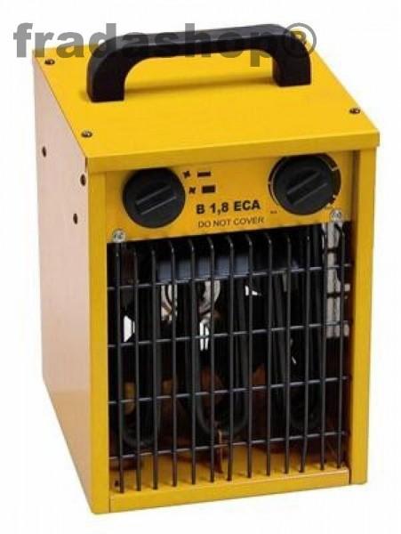 Elektrischer Masterheizer B 1.8 ECA