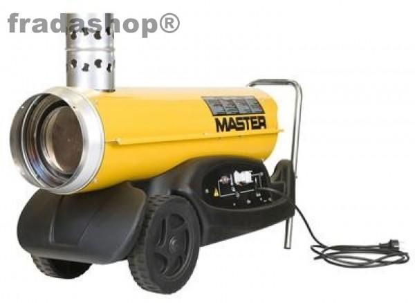 Master Indirekter Dieselheizer BV 77 E