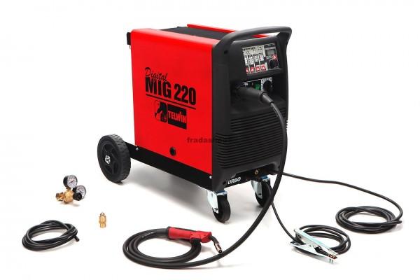 Schweißgerät MIG 220-400V, Telwin