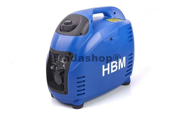 1500 Watt Generator, Wechselrichter, Aggregat mit Benzinmotor